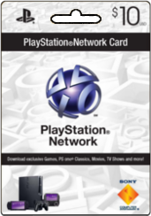 PlayStation Network (PSN) 10$ - USA (ФОТО) + ПОДАРОК