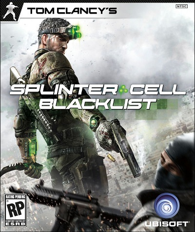 Splinter Cell: Blacklist DLC High power + GIFT