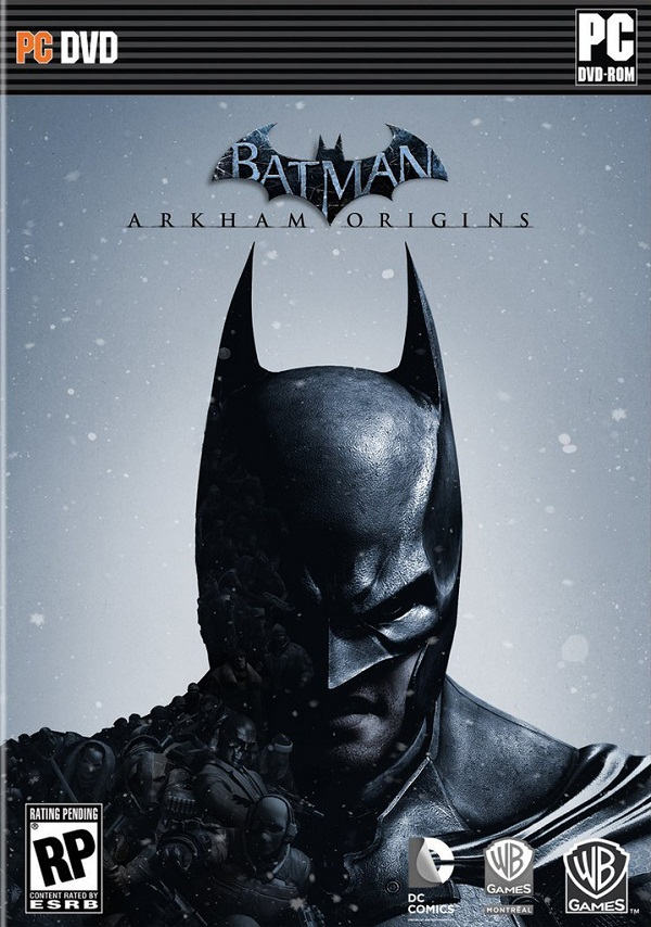 Batman: Arkham Origins (Steam KEY) + GIFT