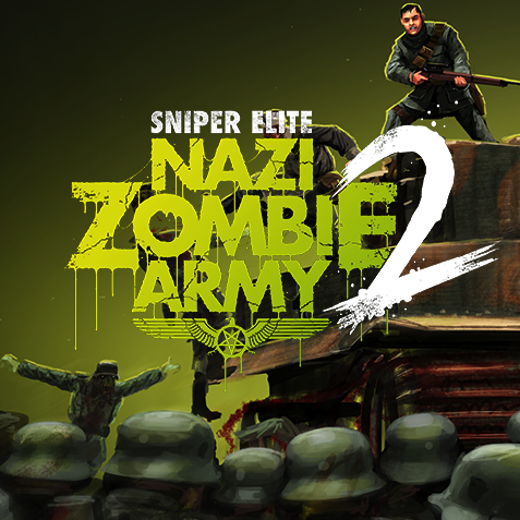 Sniper Elite: Nazi Zombie Army 2 (Steam KEY) + ПОДАРОК