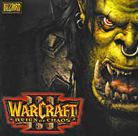 WarCraft 3 Gold (ROC + TFT) (Battle.net KEY) + GIFT