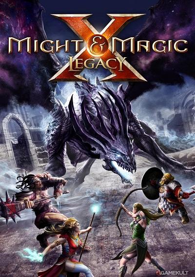 Might and Magic X Legacy (Uplay KEY) + ПОДАРОК