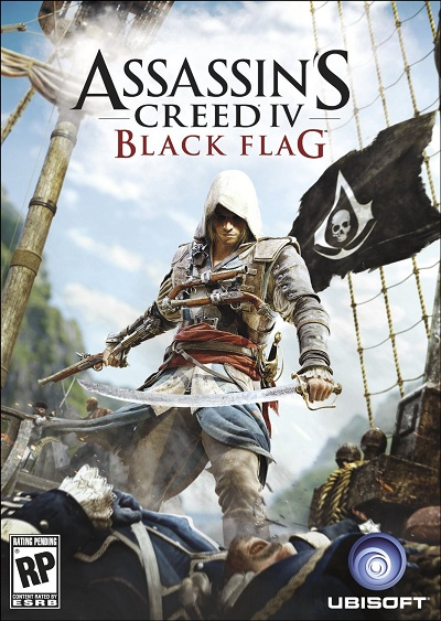 Assassins Creed 4 Black Flag: DLC Guild of Rogues Pack