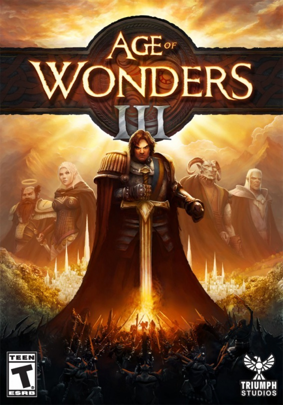 Age of Wonders III (Steam KEY) + GIFT