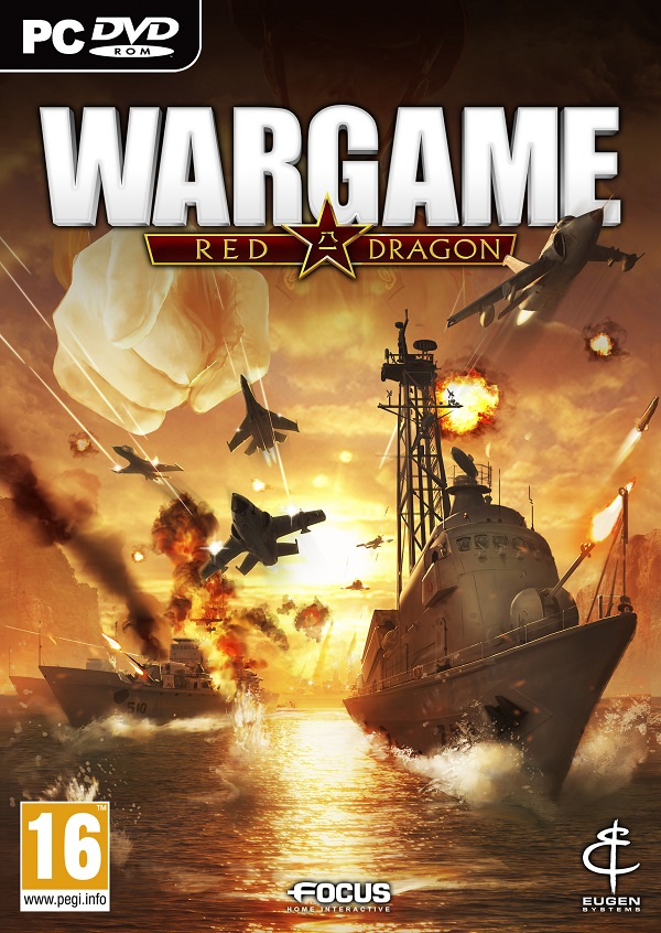 Wargame: Red Dragon (Steam KEY) + ПОДАРОК