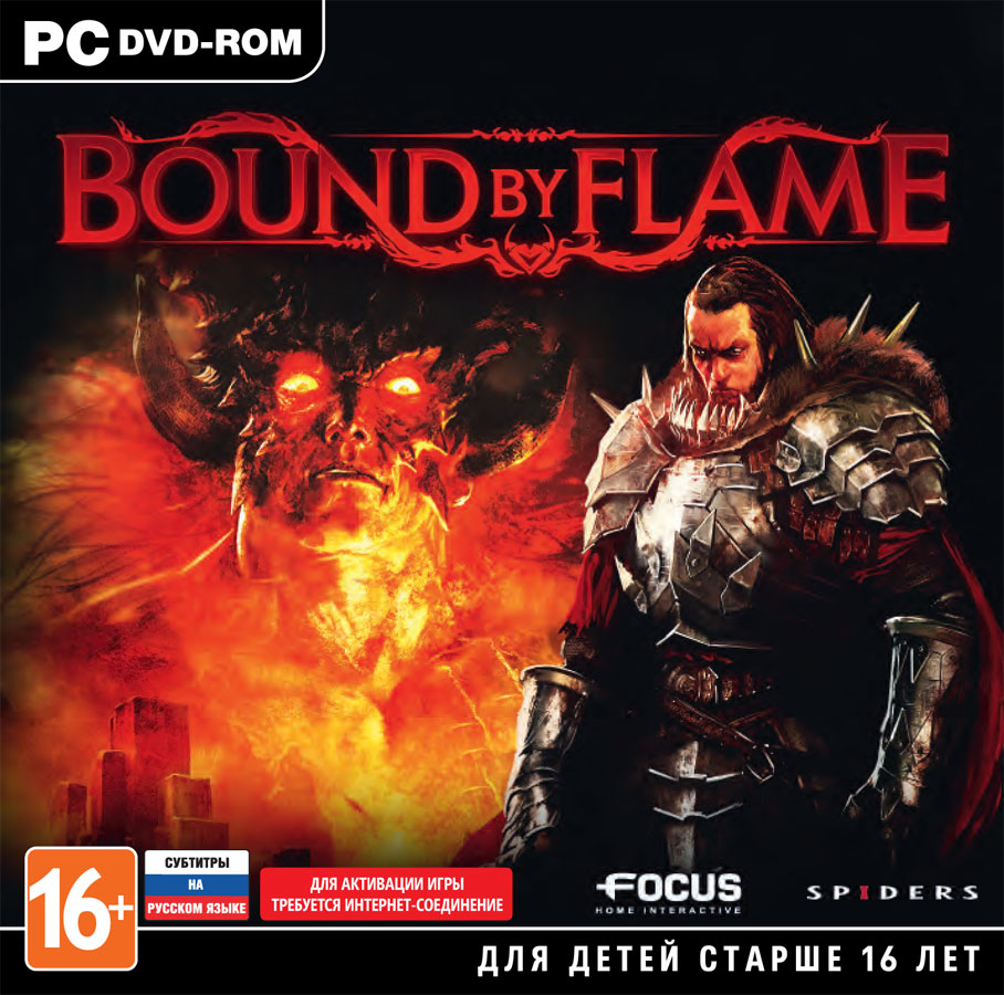 Bound by Flame (Steam KEY) + ПОДАРОК