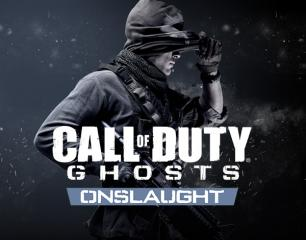Call of Duty: Ghosts DLC 1 Onslaught + GIFT