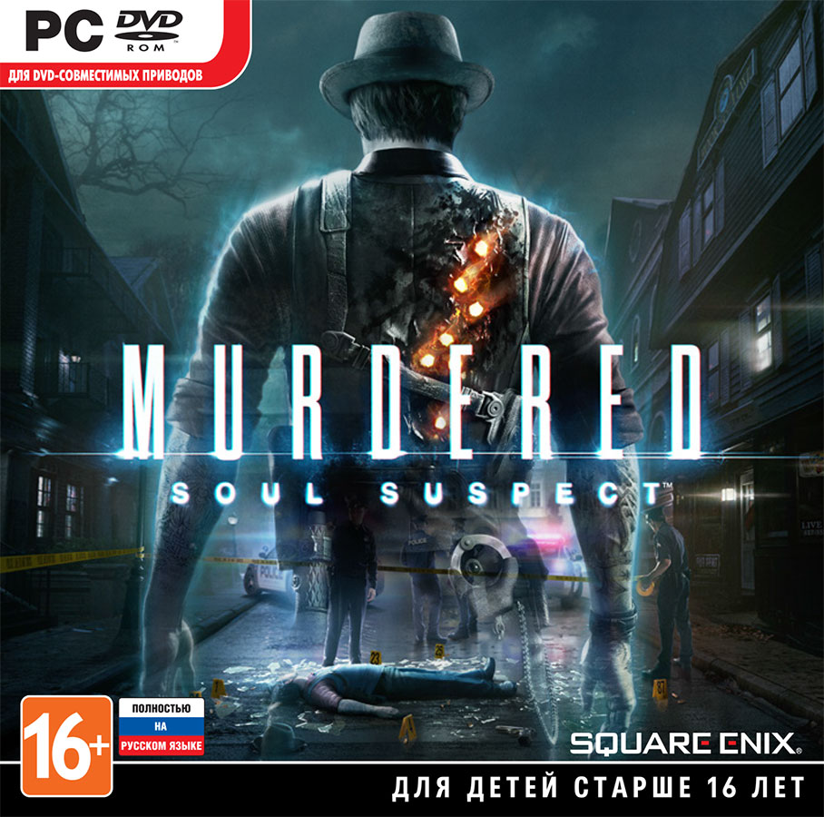 Murdered Soul Suspect (Steam KEY) + DLC + ПОДАРОК