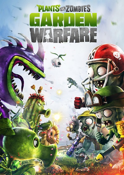 Plants vs. Zombies Garden Warfare Region Free + GIFT