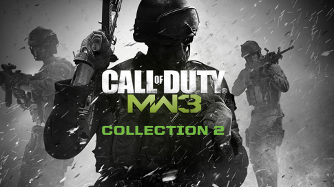 Call of Duty: Modern Warfare 3 - Collection 2 + GIFT