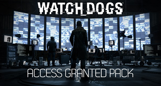 Watch Dogs. DLC Access granted pack Uplay + ПОДАРОК