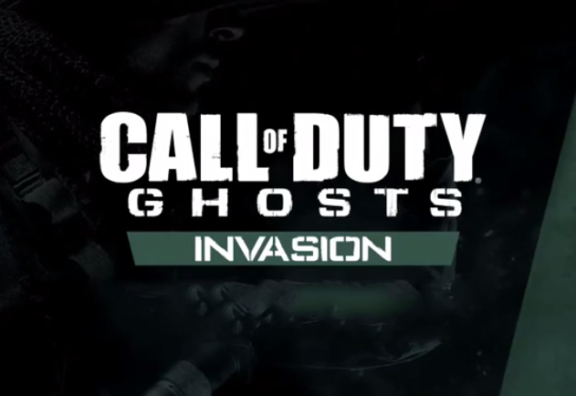 Call of Duty: Ghosts DLC 3 Invasion + GIFT
