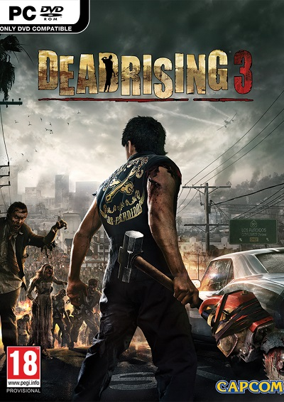 Dead Rising 3 Apocalypse Edition (Steam KEY) + GIFT