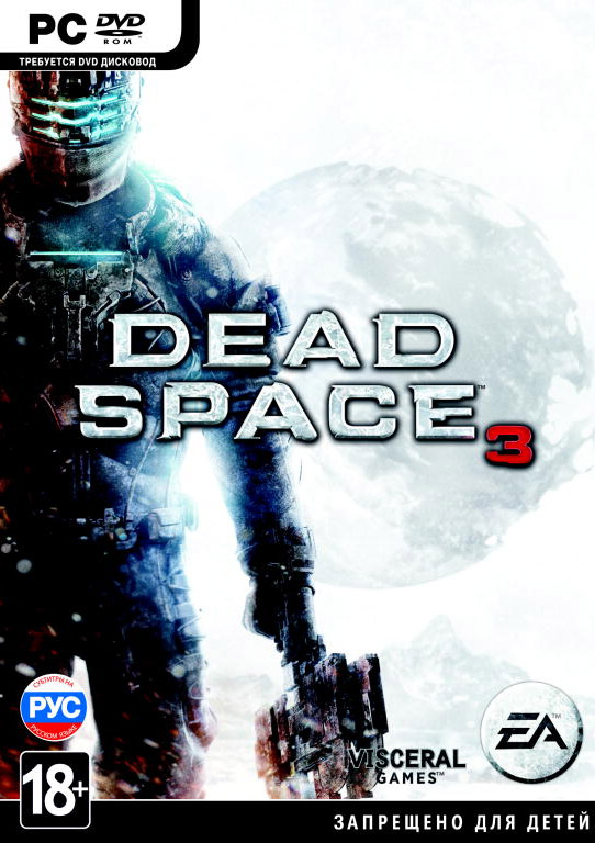 Dead Space 3 (Origin KEY) (Region Free) + GIFT
