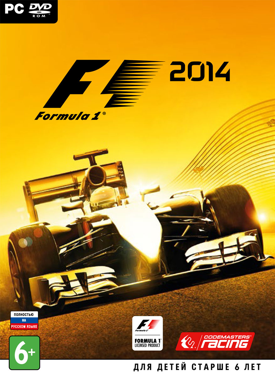 F1 2014 (Steam KEY) + GIFT