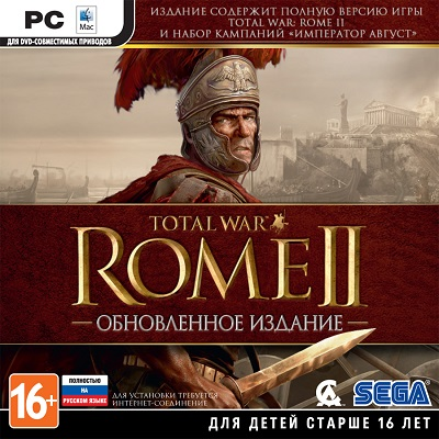 Total War: Rome II 2 Updated edition + GIFT (Steam KEY)