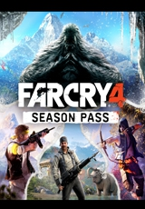 Far Cry 4 Season Pass (Uplay KEY) + GIFT