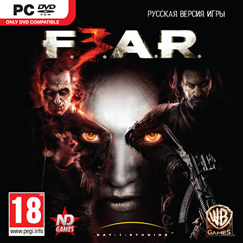 FEAR 3 (Steam KEY) + GIFT