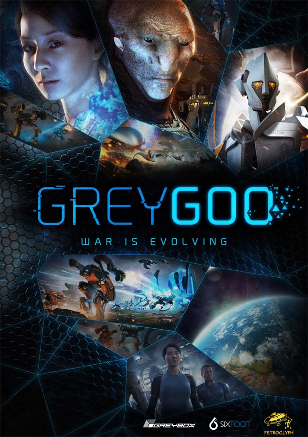 Grey Goo: War is Evolving (Steam KEY) + ПОДАРОК