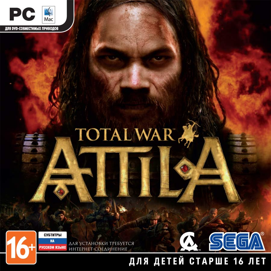 Total War: ATTILA: DLC Longbeards (Steam KEY) + ПОДАРОК