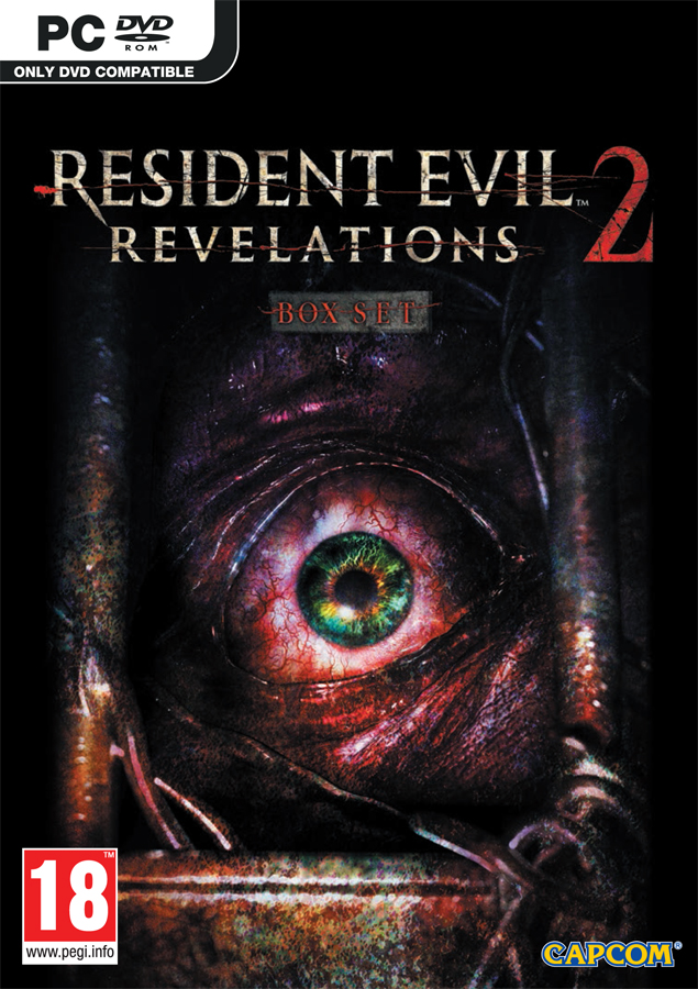 Resident Evil Revelations 2 Box Set (Steam KEY)+ПОДАРОК