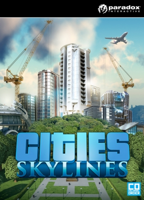 Cities: Skylines (Steam KEY) + GIFT