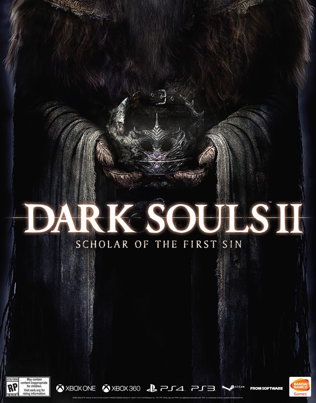 Dark Souls 2: Scholar of The First Sin (Steam KEY)