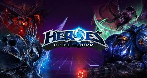 Heroes of the Storm (Battle.net KEY) Starter Pack