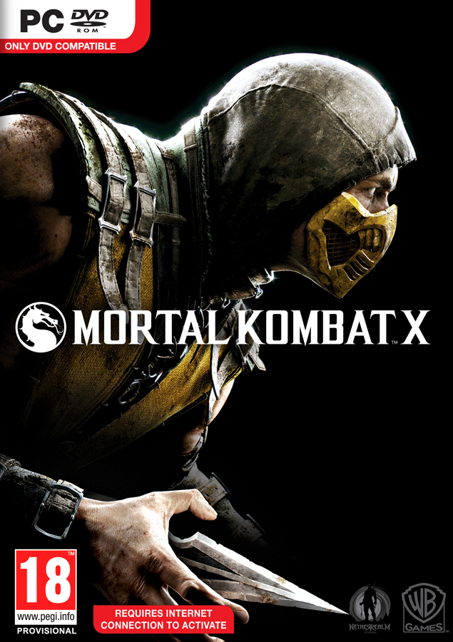 Mortal Kombat X: DLC Kombat Pack (Steam KEY) + GIFT