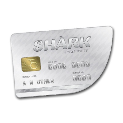GTA Online: Great White Shark Card 1 250 000$ + ПОДАРОК