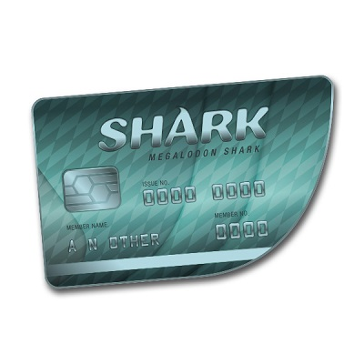 GTA Online: Megalodon Shark Card 8,000,000$