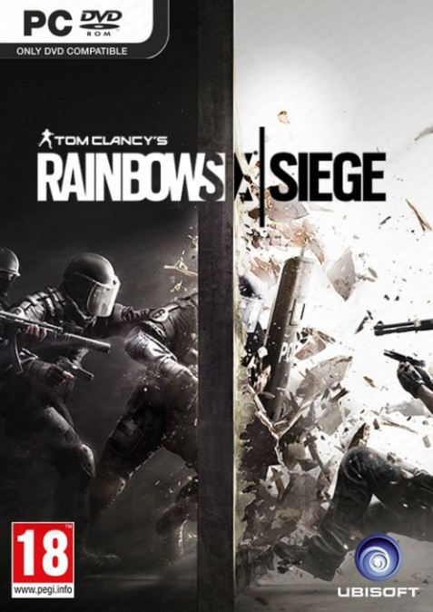 Tom Clancy´s Rainbow Six: Siege Standart Ed (Uplay KEY)