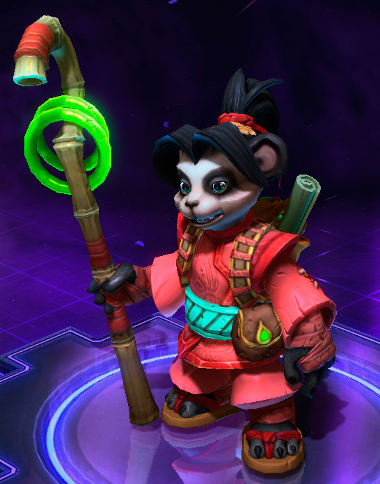 Hero Li Li for the Heroes of the Storm (Battle.net KEY)