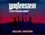 Wolfenstein: YoungBlood Deluxe Ed. (RU/CIS Steam KEY)