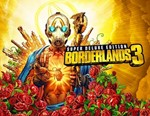 Borderlands 3 Super Deluxe Edition (EPIC Games KEY)