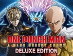 ONE PUNCH MAN: A HERO NOBODY KNOWS: Deluxe (Steam KEY)