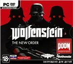 Wolfenstein: The New Order (Steam KEY) + GIFT