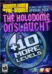 Bord: The Pre-Sequel DLC UVHUP & The Holodome Onslaught