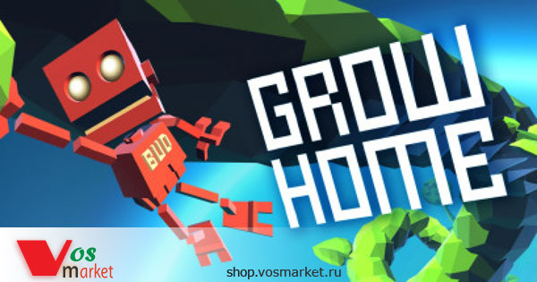 Grow Home (Steam Kay - Free Region)
