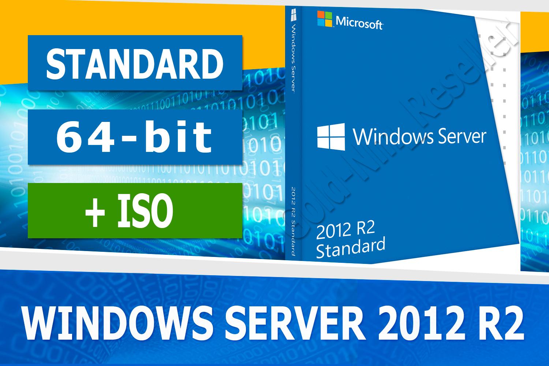 Фотография windows server 2012 r2 standard 64-bit + iso