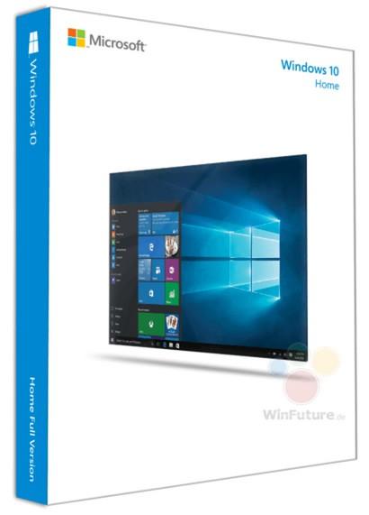 Фотография windows 10 home (x32-x64)