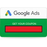 Чехия 1000 CZK Google Ads (Adwords) промокод, купон