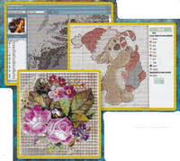 Cross Stitch, diagrams free, buy the program