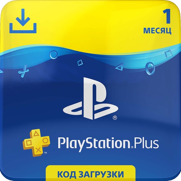 PlayStation Plus (PS Plus) 1 month 30 days subion RUS