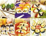 Суши - магия вкуса. Изысканно и загадачно