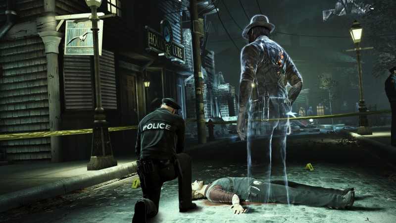 Murdered Soul Suspect (RU/CIS only; Steam gift)