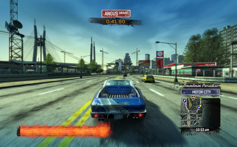 Burnout Paradise The Ultimate Box (RU/CIS; Steam gift)