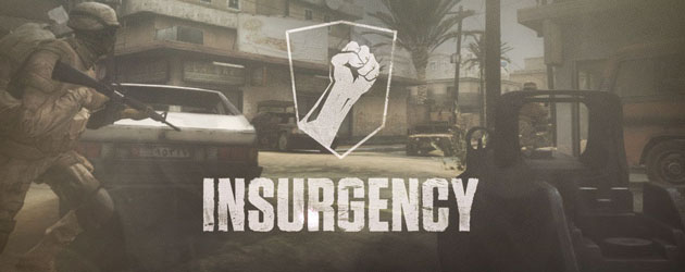 Insurgency (RU/CIS activation; ROW Steam gift)