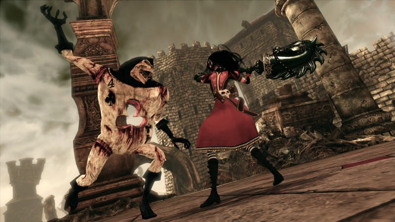 Alice Madness Returns (RU/CIS activation; Steam ROW)