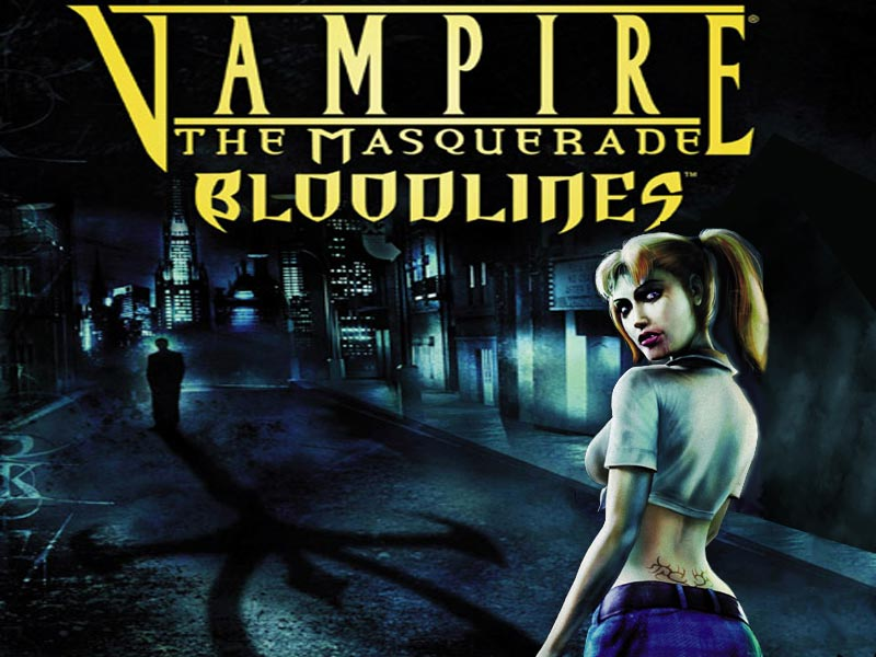 Vampire The Masquerade Bloodlines (RU/CIS Steam ROW)